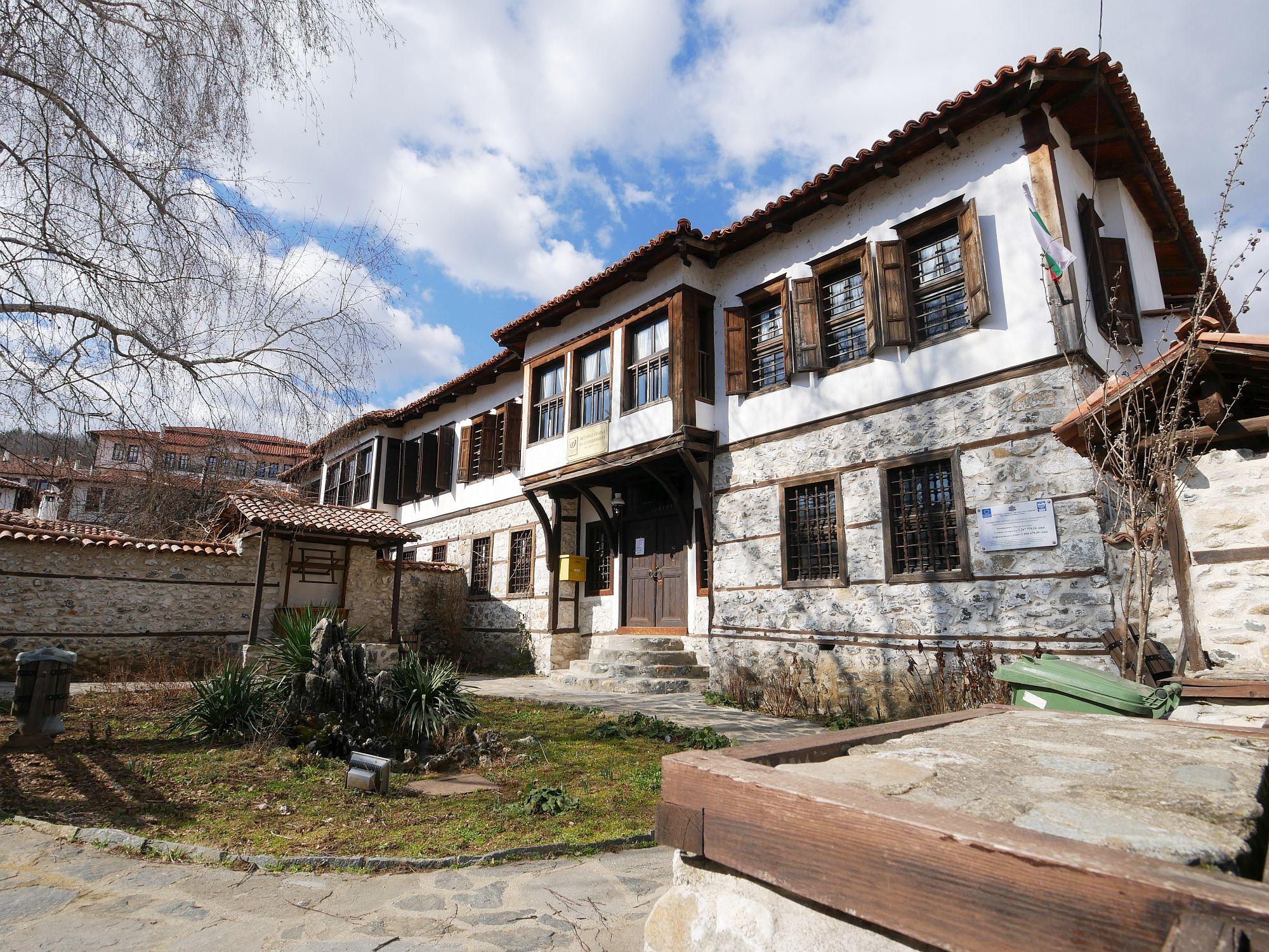 Взаимно училище в Златоград / България на длан 2020